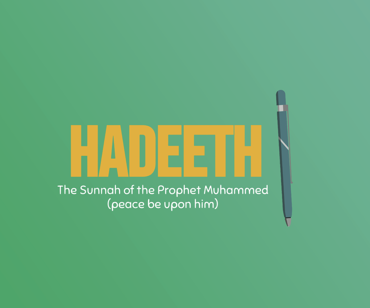 Hadeeth and Sunnah
